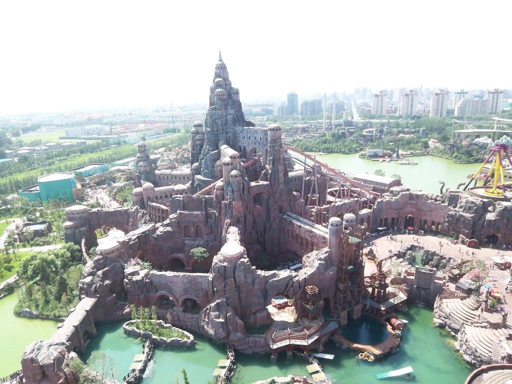 天津儿童旅游景点