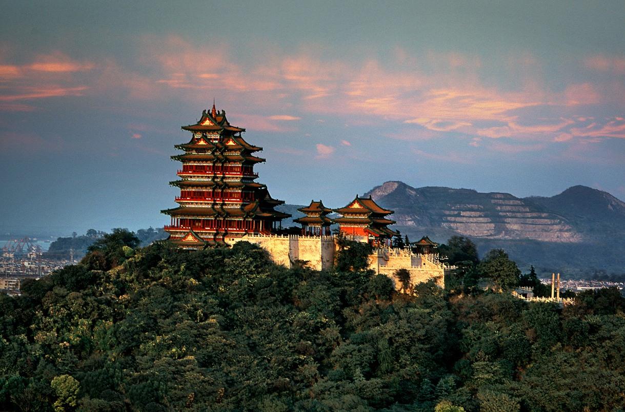 [网摘原编] 中国十大文化名楼 - 十月大哥 - 十月大哥的博客